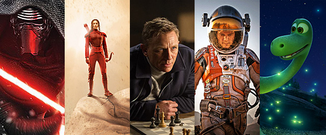 Fall Movie Preview 2015