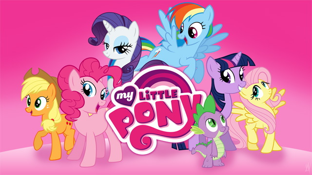 Lionsgate and Hasbro Team for Animated My Little Pony Movie