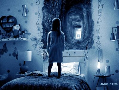 Paranormal Activity The Ghost Dimension Stream