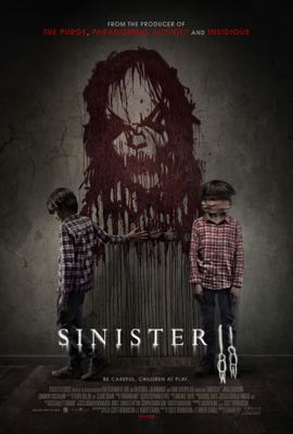 The Weekend Warrior On Sinister 2 Hitman Agent 47 And American