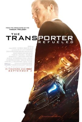 The Weekend Warrior on The Transporter Refueled & A Walk in the Woods