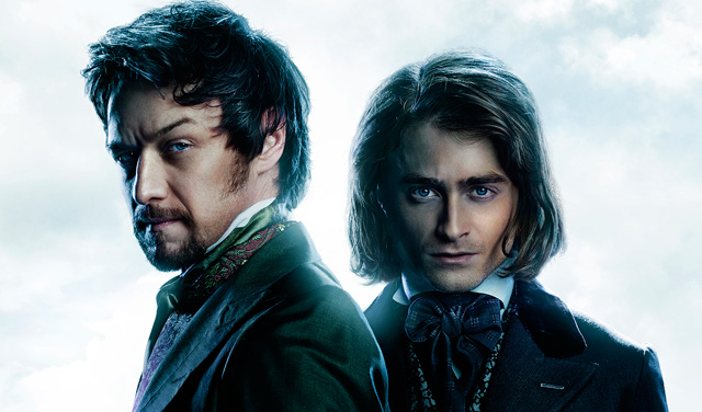 Victor Frankenstein Trailer Featuring James McAvoy and Daniel Radcliffe.