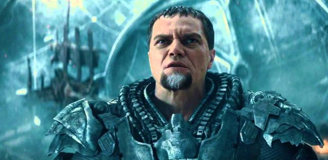Michael Shannon Reveals a Strange Change for Zod in Batman v Superman.