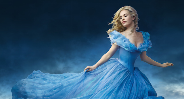 Cinderella arrives upon Blu-ray and DVD today, September 15, 2015.