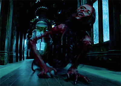 Crimson Peak Video Highlights the Ghosts of Guillermo del ... Labyrinth Of Evil