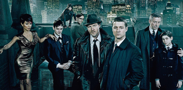 Gotham hits Blu-ray Tuesday, September 8, 2015.
