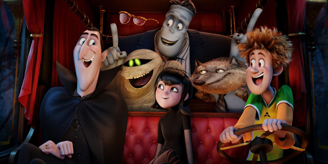 Hotel Transylvania 2 Breaks the September Opening Record.