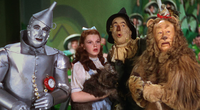 The Wizard of Oz is the earliest film on our Best Young Adult Movies list.