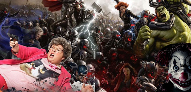 The Avengers: Age of Ultron won't be arriving on September 29, but it will be on store shelves this week.