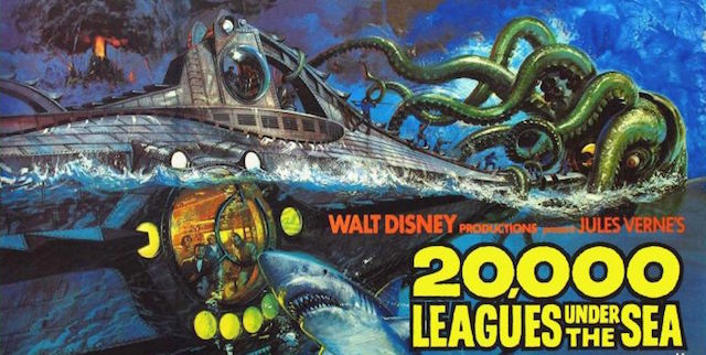 20,000 Leagues Under the Sea Movie Eyeing a Fall Start