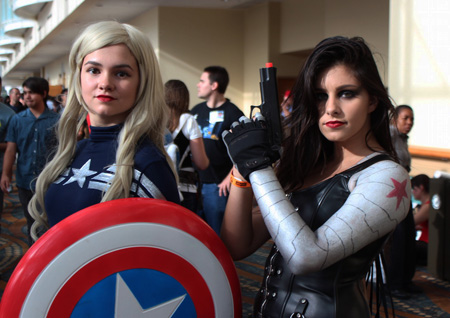 75 Cosplay Gallery Photos from Long Beach Comic Con 2015 - ComingSoon.net