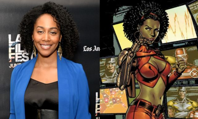 Misty Knight is part of the Marvel's Luke Cage cast.