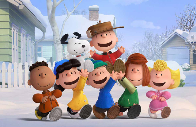 The Peanuts Movie Gets a Clip and a 65th Anniversary Featurette.