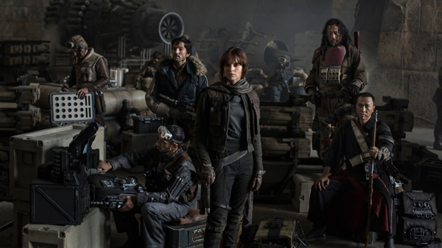 Screenwriter Chris Weitz talks about Rogue One: A Star Wars Story.