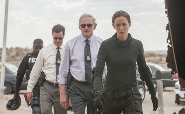 Interview: Sicario Director Denis Villeneuve Takes on Drug Cartels.