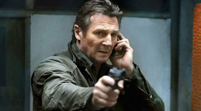 A Taken TV series is on the way to NBC.