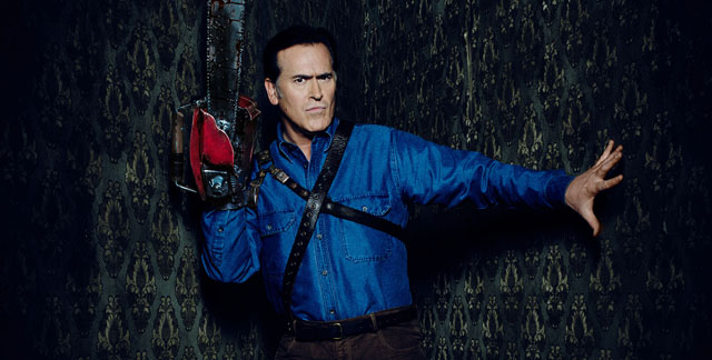 Starz has just announced Ash vs Evil Dead Season two!