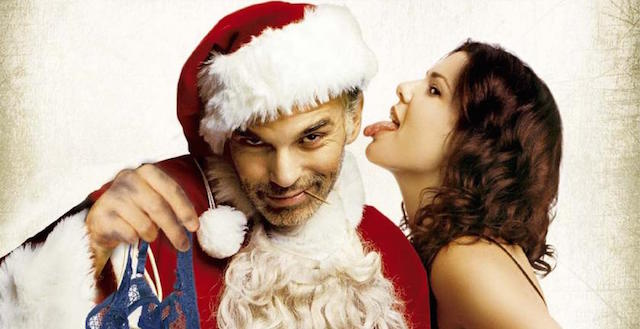 Billy Bob Thornton will return for Bad Santa 2!