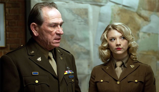 Captain America: The First Avenger is also on the Natalie Dormer movies list.
