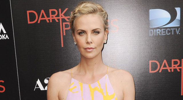 Charlize Theron has entered talks to headline The Gray Man.