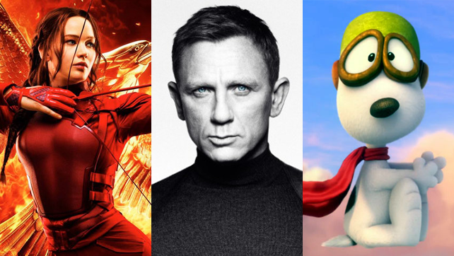 6 Most Anticipated Movie Releases of November 2015.