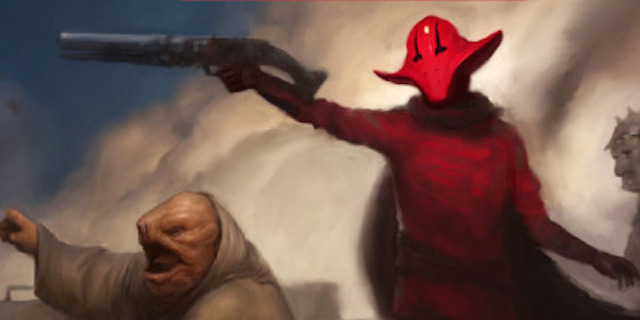 Check out every single story in the official Star Wars Canon!