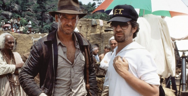 Image result for harrison ford spielberg