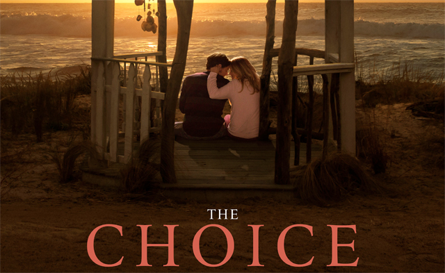 The Choice Trailer: The Latest Romance from The Notebook's Nicholas Sparks.