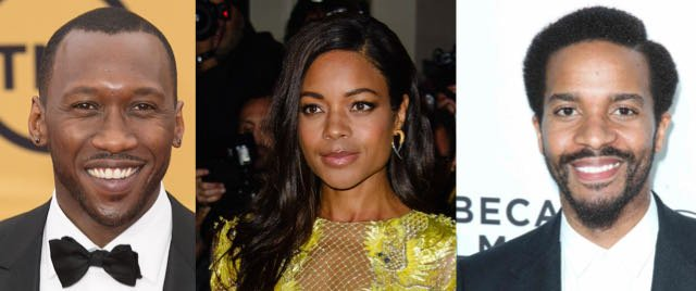 Naomie Harris will headline the Moonlight cast.