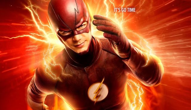 A Clip from The Flash Episode 2.05, The Darkness and The Light