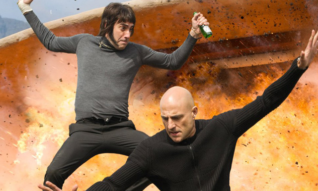 New Brothers Grimsby Trailer Featuring Sacha Baron Cohen and Mark Strong.