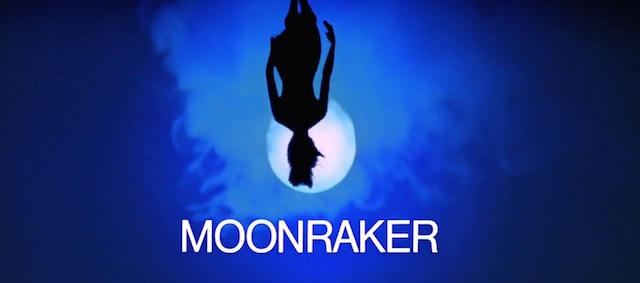 Our James Bond theme song list would not be complete without Moonraker.