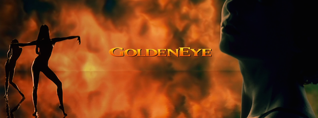 Goldeneye is one of the very best James Bond themes.