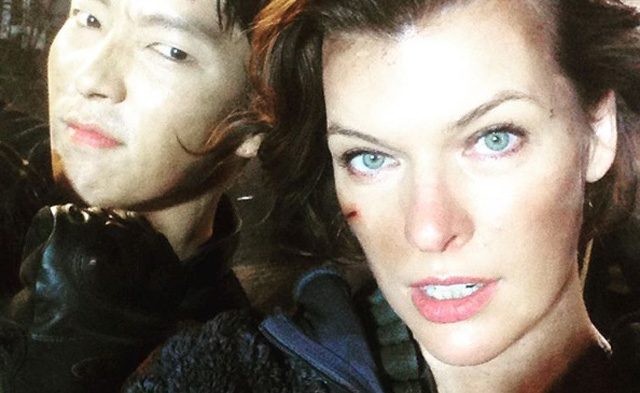 Milla Jovovich Photos From Resident Evil The Final Chapter