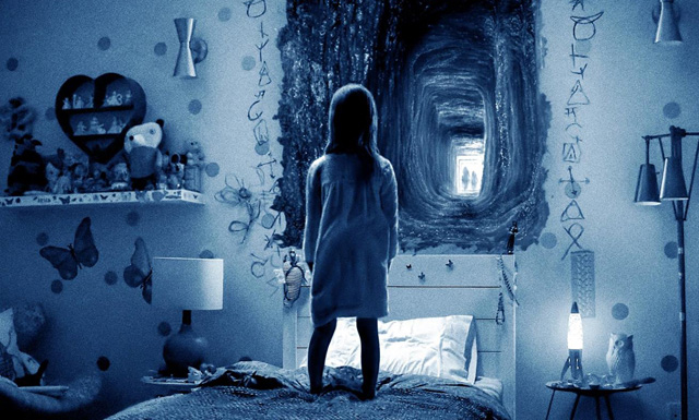 Paranormal Activity Trailer Takes You Into The Ghost Dimension.