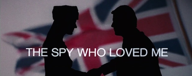 The Spy Who Loved Me features a popular James Bond theme song.