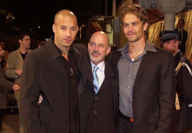 Vin Diesel Wants Rob Cohen to Direct Furious 8.