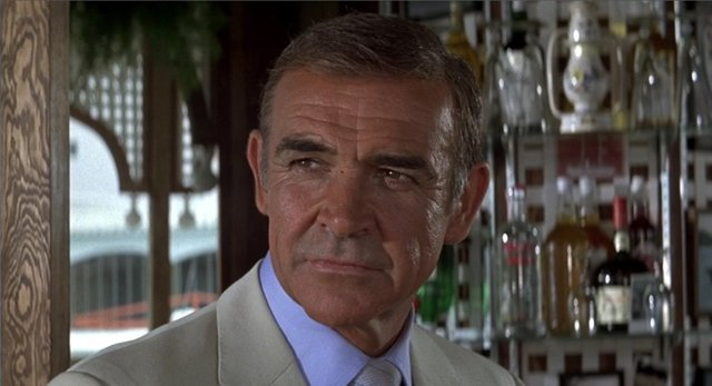 Sean Connery appears three different times on our list of James Bond actors.