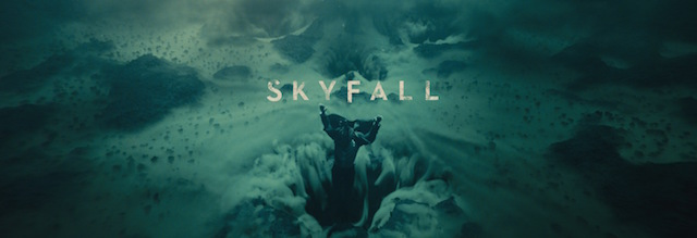 Skyfall is one of the best James Bond theme songs.