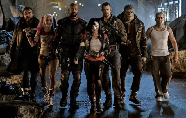 High-Res Suicide Squad Photos and New Character Details Revealed.