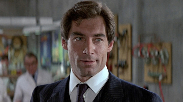 The list of James Bond actors wouldn't be complete without mention of Timothy Dalton.