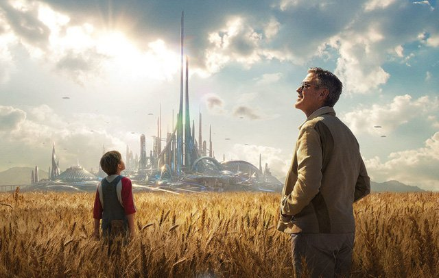 Brad Bird looks back at the Tomorrowland blu-ray.