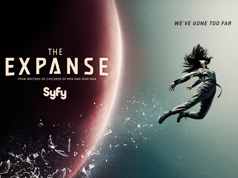 Promotional Image from The Expanse on SyFy
