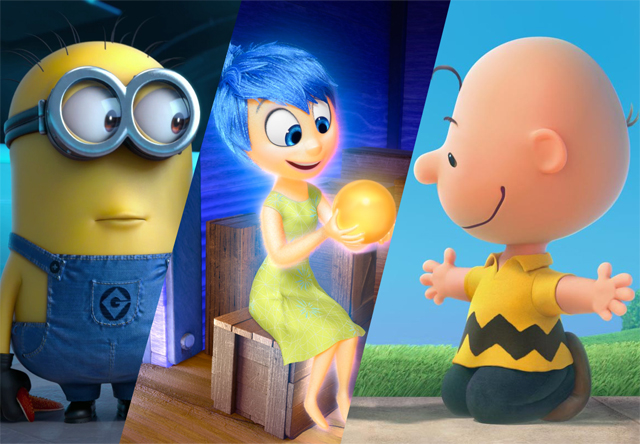 Best Animated Feature: 16 Films Submitted for the Academy Awards.