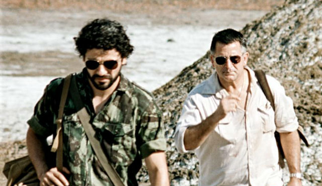 Balibo is one of the earliest Oscar Isaac movies.