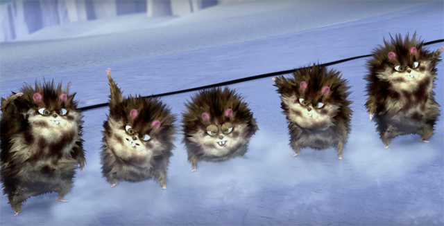 Norm of the North Trailer: Rob Schneider is a Polar Bear in New York.