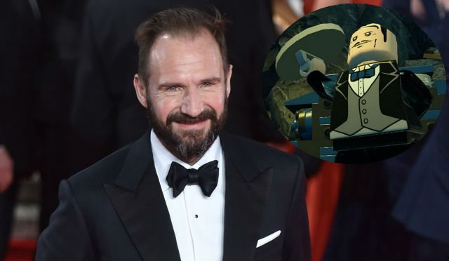 Very Good, Sir! Ralph Fiennes Joins LEGO Batman Movie as Alfred