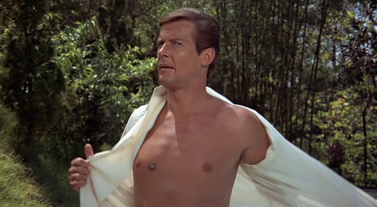 This third nipple was one of the sillier James Bond Gadgets.