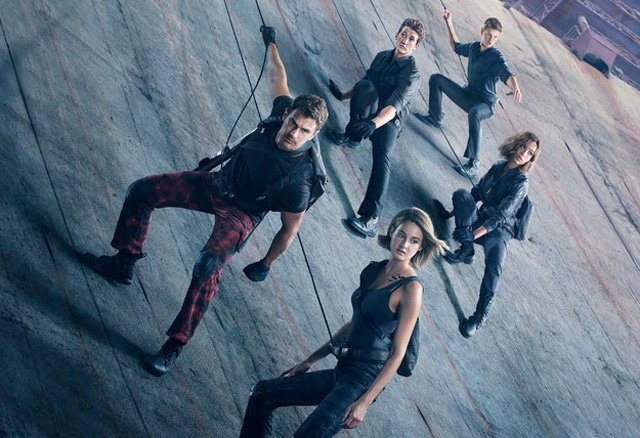 The New Divergent Series: Allegiant Posters are Here.