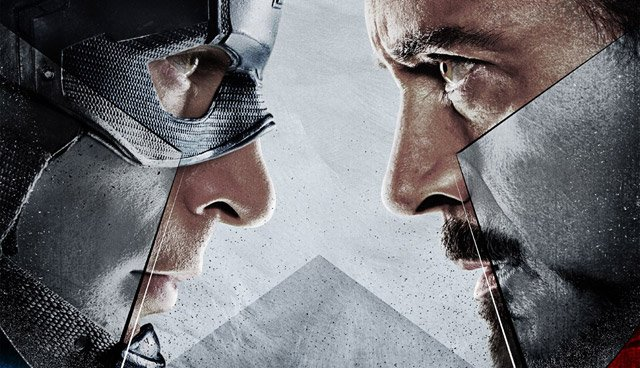 Captain america: civil war, russo brothers, marvel